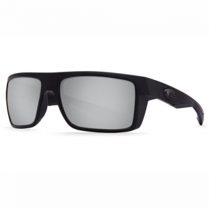 Costa Motu Sunglasses Blackout/silver 580p Polar