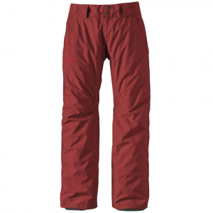Image of Patagonia Insulated Snowbelle Pants Regular - Women's Drumfire Red Lg