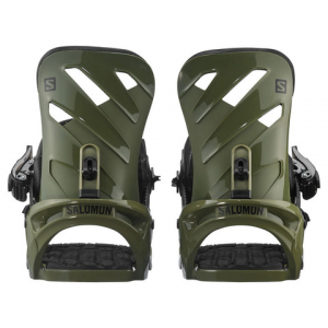 Salomon Rhythm Binding Black/white Md