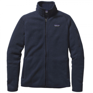 Image of Patagonia Better Sweater Jacket - Womens Pelican Lg