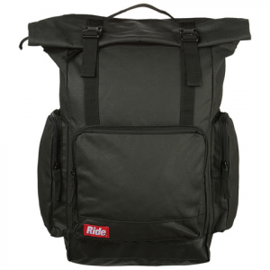 Ride Roll Top Pack Black One Size