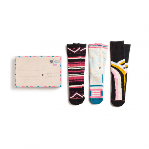 Stance Destination Holiday 3 Pack Box Set - Women's Multi Md