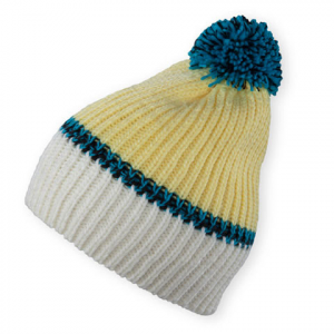 Pistil Billie Hat Lemon Yellow Os