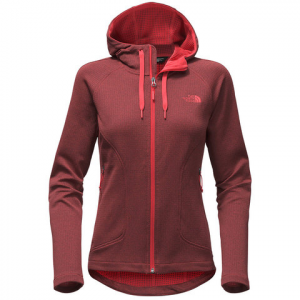 The North Face Needit Hoodie - Women's  Cayenne Red Heather