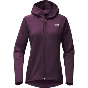 The North Face Momentum Hoodie - Women's Blackberry Wine
