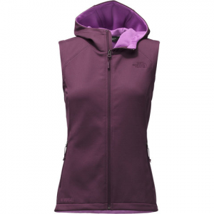 The North Face Canyonwall Hoody Vest - Women's Blackberry Wine