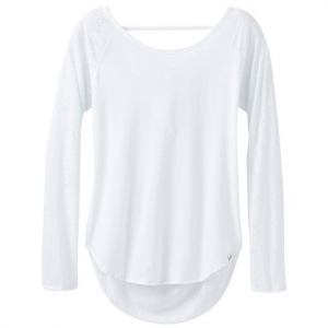 Prana Salsola Top - Women's White