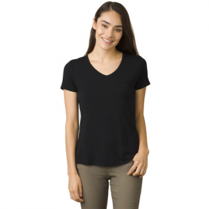 Prana Foundation Short Sleeve Top - Women's  White