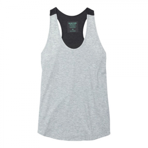 Burton Step Out Tank - Women's  Gray Heather