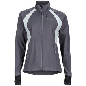 Marmot Hyperdash Jacket - Women's Deep Plum/neon Berry