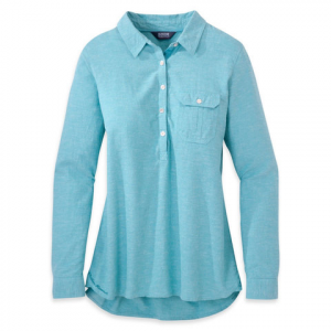 Outdoor Research Coralie L/S Shirt - Women's Fig