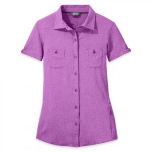 Outdoor Research Reflection S/S Shirt - Women's Wisteria