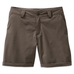 Outdoor Research Equinox Metro Shorts - Women's Mushroom