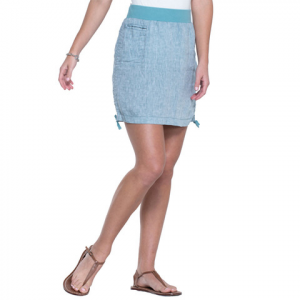 Toad & Co Lina Adjustable Skirt - Women's Hydro