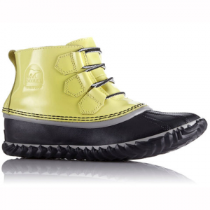 Sorel Out N About Rain Boot - Wome's  Zest/dove.0