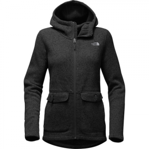 The North Face Crescent Parka - Women's Vintage White Heather