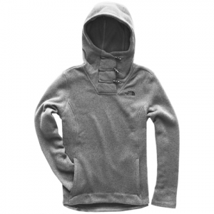The North Face Crescent Hooded Pullover - Women's   Tnf Black Heather