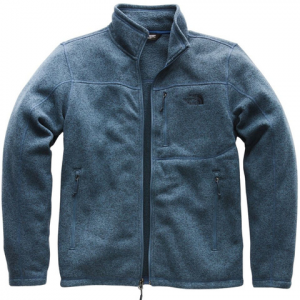 The North Face Gordon Lyons Full Zip - Men's Shady Blue Heather Lg