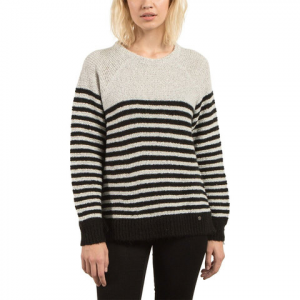 Volcom Cold Daze Sweater - Women's Star White