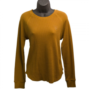 Obey Dune Thermal Top - Women's Olive