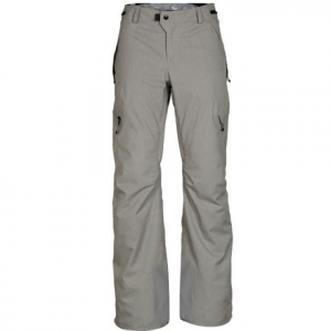 686 Geode Thermagraph Pant - Women's Lt Grey Twill