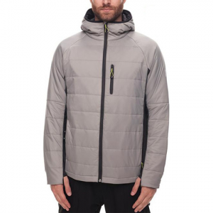 Image of 686 Apollo Primaloft Jacket Lt Grey Cire Xl