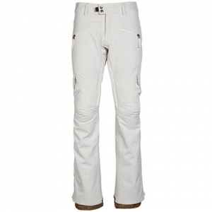 686 Mistress Insulated Pants - Women's White