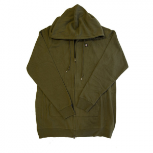 Obey Astor Place Hoodie Army