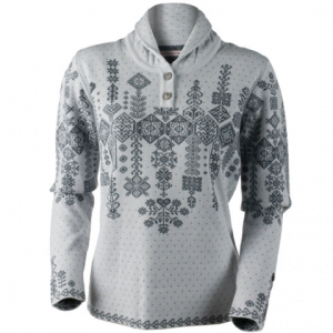 Obermeyer Cabin Knit Sweater - Women's Ceramic