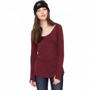 Element Hike Long Sleeve Thermal - Women's Napa Red