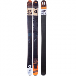 Image of Armada Tracer 108 Skis Brown 188