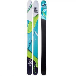 Image of Armada Trace 108 Skis - Women's Teal 172
