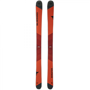 Image of Blizzard Bonafide Skis Red 187