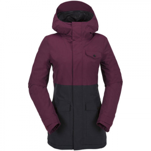 Volcom Bow Insulated GORE-TEX Jacket - Women's Winter Orchid