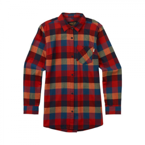 Burton Grace Tech Flannel - Women's Cally Plaid L