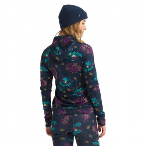 Burton AK Power Stretch Hood - Women's Tea Camo M