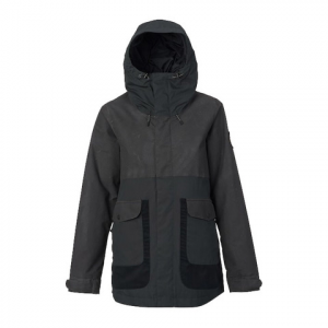 Burton Cerena Parka Jacket - Women's True Black L