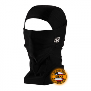 Image of BlackStrap Industries Expedition Hood Black One Size
