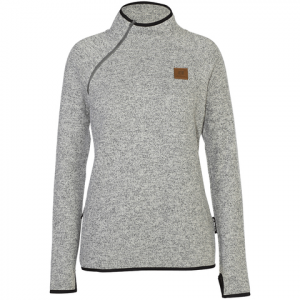 Armada Engen Ski Sweater - Women's Heather Grey