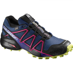 Salomon Speedcross 4 GTX(R) - Women's Poseidon/virtu 9.0