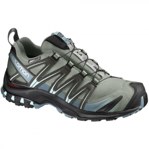 Salomon XA PRO 3D CS WP Trail Running Shoe - Women's Shadow/bk/artic