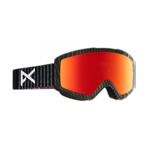 Image of Anon Helix 2.0 Goggle White/silver Amber Na