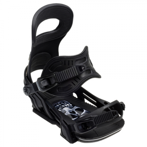 Image of Bent Metal Transfer Snowboard Binding Black Lg