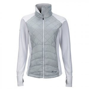 Marmot Nitra Jacket - Women's Bright Steel/white
