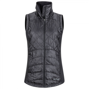 Marmot Nitra Vest - Women's Bright Steel/white