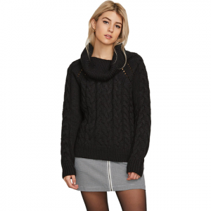 Volcom Snooders Sweater - Women's Oatmeal