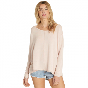 Billabong From Here Top - Women's Pearl Pink