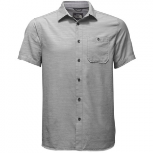The North Face Short-Sleeve Baker Shirt Mid Grey Sm