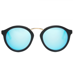 Electric Mix Tape Sunglasses Mat Blk/blue