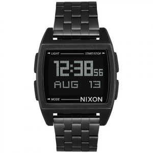 Nixon Base 38 mm All Black One Size